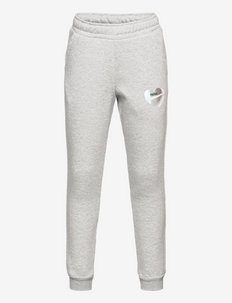 Alpha Sweatpants FL G - sweatpants - light gray heather