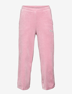 Alpha Velvet Pants G - sweatpants - foxglove