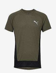 EVOSTRIPE  Tee - sportoberteile - forest night