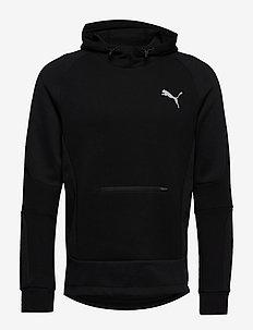 EVOSTRIPE Hoodie - hoodies - puma black