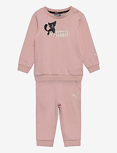 Animals Crew Jogger - tracksuits - peachskin