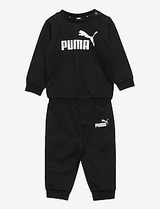 Minicats ESS Crew Jogger - trainingspakken - cotton black