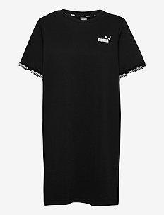 Amplified Dress TR - vardagsklänningar - puma black