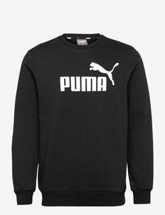 ESS Big Logo Crew FL - Överdelar - puma black