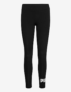 ESS Logo Leggings - leggings - puma black