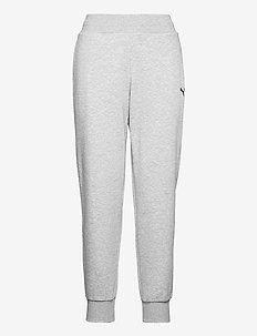 ESS Sweatpants FL cl - trainingsbroek - light gray heather-cat