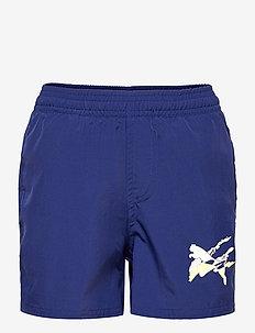 ESS Summer Shorts Graphic B - sportshorts - elektro blue