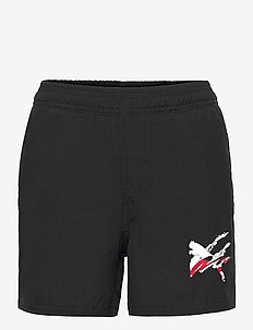 ESS Summer Shorts Graphic B - sport shorts - puma black
