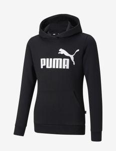ESS Logo Hoodie FL G - hættetrøjer - puma black