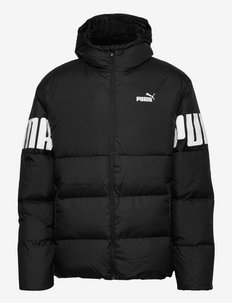 ESS + CB Down Jacket - sportjackor - puma black
