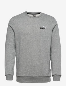 ESS+ Embroidery Logo Crew FL - Överdelar - medium gray heather