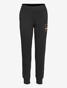 Holiday Pants FL - kleidung - puma black