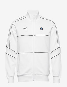 BMW MMS T7 Track Jacket - PUMA WHITE