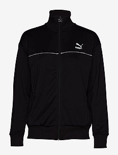 Classics Poly Track Jkt - sweatshirts - puma black