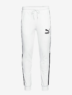 T7 Track Pants AOP TR - PUMA WHITE-REPEAT LOGO