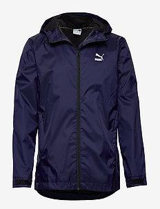 Classics Windbreaker FZ - vestes d'extérieur et de pluie - peacoat