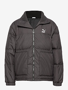 Classics Down Jacket - PUMA BLACK