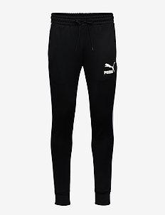 Iconic T7 Track Pant CUFF - sweatpants - puma black