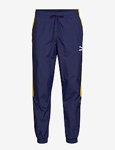 PUMA XTG Woven Pant - bukser - peacoat