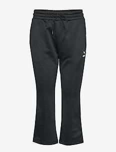 Classics Kick Flare Pant - byxor - puma black