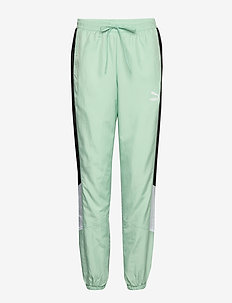 TFS Woven Track Pant - pants - mist green