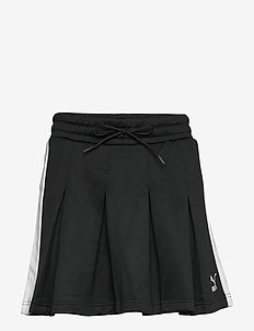 Classics T7 Pleated Skirt - træningsnederdele - puma black