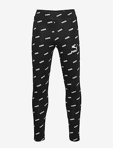 Classics Graphics Leggings G - leggings - puma black