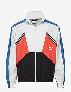 PUMA TFS Woven Jacket - PALACE BLUE