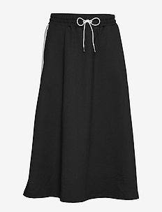Classics Long Skirt - PUMA BLACK