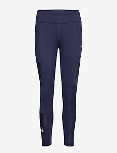 PUMA x SG LEGGING - running & training tights - peacoat