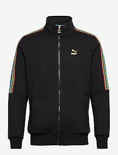 TFS Unity Track Top FT - basic sweatshirts - puma black