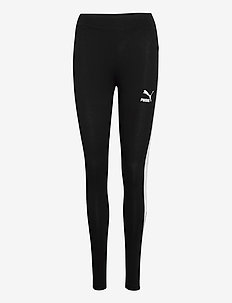 Classics Logo T7 MR Legging - leggings - puma black