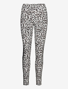 Classics AOP MR Legging - leggings - vaporous gray-animal aop
