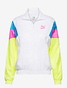 TFS Track Jacket Woven - sports jackets - puma white