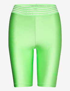 Evide Biker Shorts - training korte broek - summer green