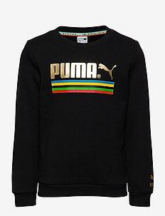 TFS Unity Crew B - sweatshirts - puma black