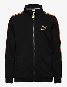 TFS Unity Track Top FT B - sweatshirts - puma black