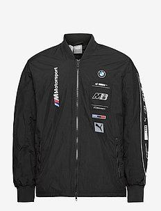 BMW MMS Street Jacket - sportjackor - puma black