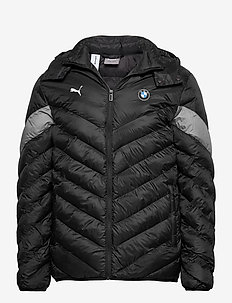 BMW MMS MCS EcoLite Down Jacket - daunenjacken - puma black
