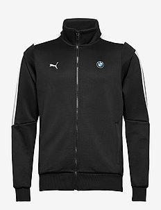 BMW MMS T7 Track Jacket - podstawowe bluzy - puma black