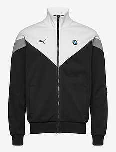 BMW MMS MCS Sweat Jacket - svetarit - puma black