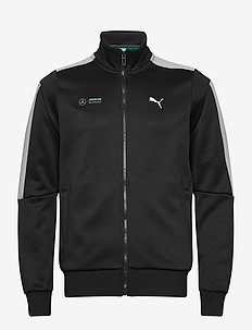 MAPM T7 Track Jacket - basic sweatshirts - puma black