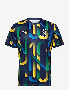 Neymar Jr Hero Jersey - football shirts - peacoat-dandelion