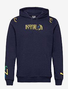Neymar Jr Hero Hoody - hettegensere - peacoat-dandelion