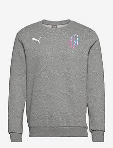 NEYMAR JR CREATIVITY Crew Sweat - basic sweatshirts - medium grey heather