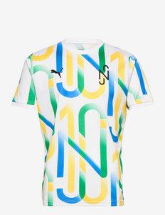 NEYMAR JR Copa Graphic Jsy - fodboldtrøjer - puma white