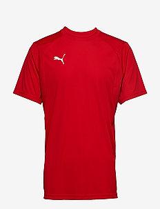 LIGA Training Jersey - PUMA RED-PUMA WHITE