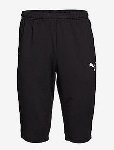 LIGA Training 3/4 Pants - PUMA BLACK-PUMA WHITE