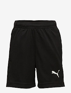 LIGA Training Shorts Jr - PUMA BLACK-PUMA WHITE