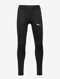 LIGA Baselayer Long Tight Jr - PUMA BLACK